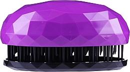 Parfumuri și produse cosmetice Pieptene, mov - Beauty Look Tangle Definer Brush & Go