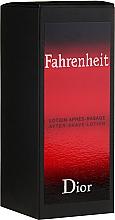 Parfumuri și produse cosmetice Dior Fahrenheit - Loțiune după ras