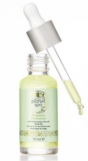 """Loțiune cu ulei de măsline pentru față """"Paradise moisturizing"""" - Avon Planet Spa"""