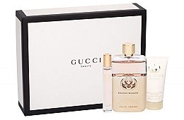 Parfumuri și produse cosmetice Gucci Guilty Pour Femme - Set (edp/90ml + edt/7.4ml + b/lot/50ml)