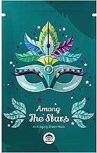Parfumuri și produse cosmetice Mască din țesătură pentru față - Dr Mola Among The Stars Anti-Aging Mask