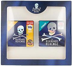 Parfumuri și produse cosmetice Set - The Bluebeards Revenge Slik And Shine Hair Kit (hair/gel/100ml + hair/pomade/100ml)