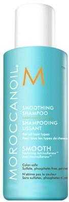 Șampon emolient cu efect de netezire - MoroccanOil Smoothing Shampoo (mini) — Imagine N1