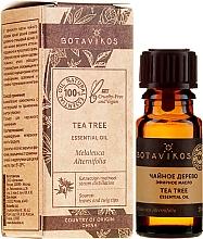 "Parfumuri și produse cosmetice Ulei esențial ""Arbore de ceai"" - Botanika Tea Tree Essential Oil"