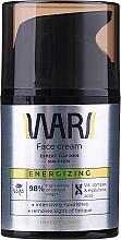 Parfumuri și produse cosmetice Cremă de față, cu complex de vitamine și minerale - Wars Expert For Men