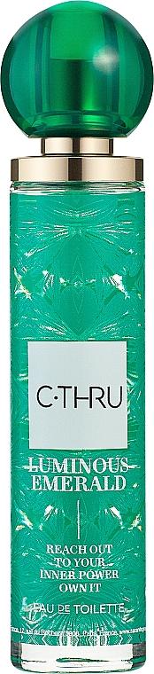 C-Thru Luminous Emerald - Apă de toaletă