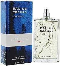 Rochas Eau de Rochas Homme - Apă de toaletă (tester fără capac) — Imagine N2
