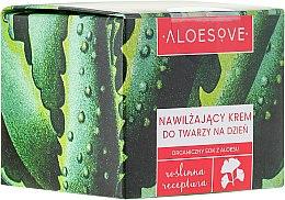 Parfumuri și produse cosmetice Cremă hidratantă de zi - Aloesove