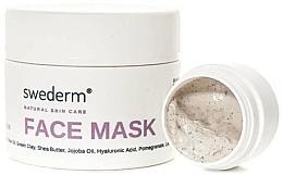 Parfumuri și produse cosmetice Mască de față 4in1 - Swederm Face Mask (mini)
