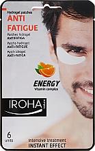 Patch-uri sub ochi - Iroha Nature Anti-Fatigue Energy Vitamin Complex — Imagine N1