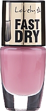 Parfumuri și produse cosmetice Lac de unghii - Lovely Fast Dry Nail Polish