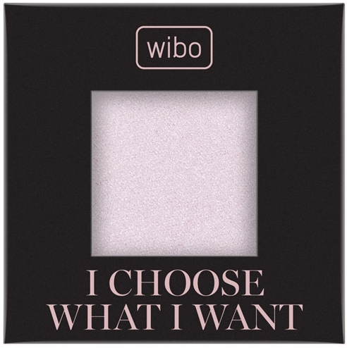 Pudră-iluminator pentru față - Wibo I Choose What I Want Shimmer (rezervă)