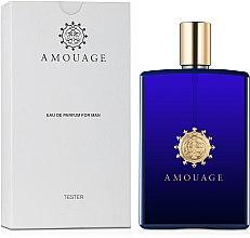 Parfumuri și produse cosmetice Amouage Interlude for Man - Apă de parfum (tester cu capac)