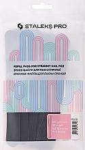 Parfumuri și produse cosmetice Rezerve abrazive pentru pilă de unghii, 180 grit, DFE-22-180 - Staleks Pro (50 bucăți)