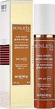 Parfumuri și produse cosmetice Cremă cu protecție solară pentru față - Sisley Sunleya G.E. SPF 30