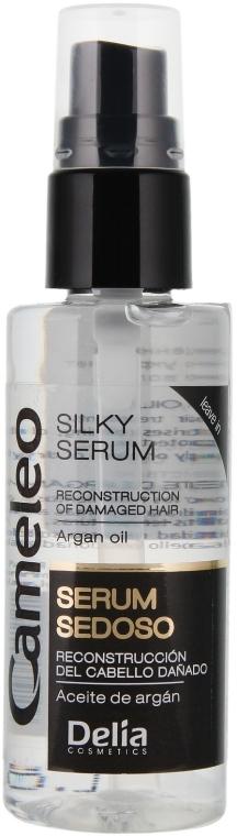 Mătase lichidă pentru păr - Delia Cameleo Hair Silk