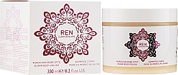 Parfumuri și produse cosmetice Scrub pentru corp - Ren Moroccan Rose Otto Sugar Body Polish