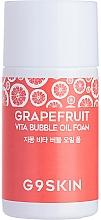 Parfumuri și produse cosmetice Ulei hidrofil cu extract de grapefruit - G9Skin Grapefruit Vita Bubble Oil Foam (mini)