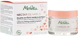 Parfumuri și produse cosmetice Balsam nutritiv pentru față - Melvita Nectar de Miels Baume Confort Haute Nutrition