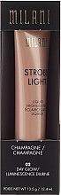 Parfumuri și produse cosmetice Iluminator cremos pentru față - Milani Strobe Light Liquid Highlighter