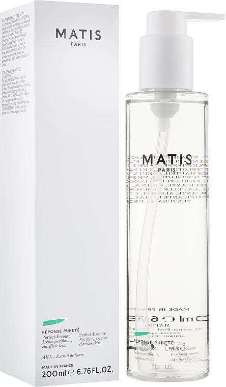 Loțiune pentru ten gras - Matis Reponse Purete Pure lotion — Imagine N2