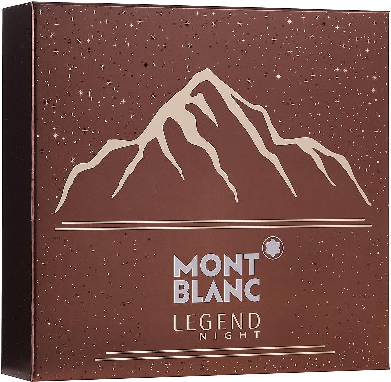 Montblanc Legend Might - Set (edp/100ml + ash/balm/100ml + sh/gel/100ml) — Imagine N1