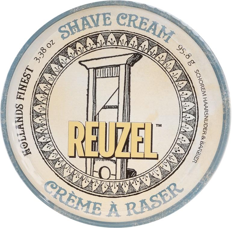Cremă pentru bărbierit - Reuzel Shave Cream