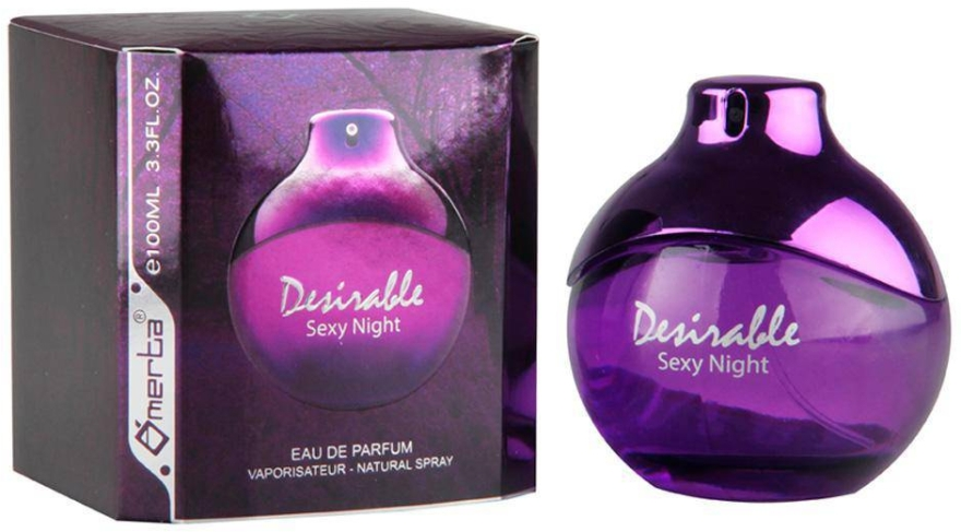 Omerta Desirable Sexy Night - Apă de parfum