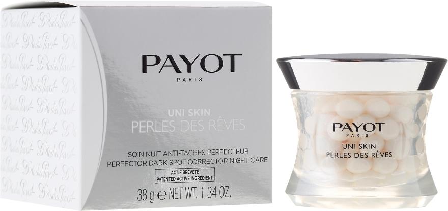 Cremă de noapte pentru față - Payot Uni Skin Perles Des Reves — Imagine N1