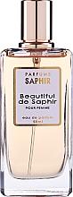 Parfumuri și produse cosmetice Saphir Parfums Beautiful - Apă de parfum