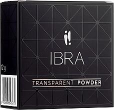 Parfumuri și produse cosmetice Pudră de față - Ibra Transparent Powder
