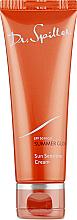 Parfumuri și produse cosmetice Cremă de protecție solară pentru față - Dr. Spiller Summer Glow Sun Sensitive Cream SPF50