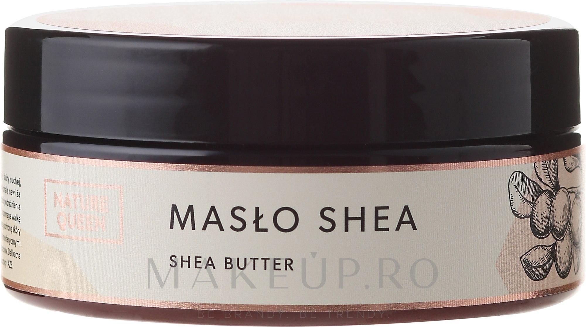"""Ulei de corp """"Shea"""" - Nature Queen Shea Butter — Imagine 150 ml"""