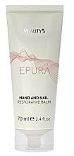Parfumuri și produse cosmetice Balsam revitalizant pentru mâini și unghii - Vitality's Epura Hand and Nail Restorative Balm