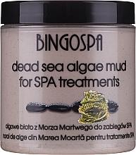 Parfumuri și produse cosmetice Mască de nămol cu alge din Marea Moartă - BingoSpa