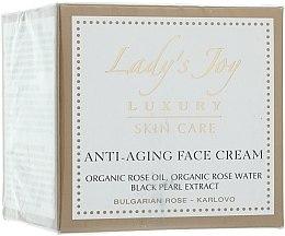 Parfumuri și produse cosmetice Cremă de față cu efect anti-îmbătrânire - Bulgarian Rose Lady's Joy Luxury Anti-Aging Face Cream