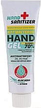 Parfumuri și produse cosmetice Gel antibacterian cu extract de aloe pentru mâini - Sattva Antibacterial Hand Gel Aloe Vera Extract