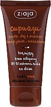 Parfumuri și produse cosmetice Cremă- activator pentru față - Ziaja Cupuacu Bronzing Nourishing Day Cream Spf 10
