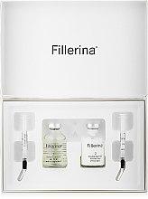 Sistem dermato-cosmetic, nivel 3 - Fillerina Dermo-Cosmetic Filler Treatment Grade 3 (gel/30ml + cr/30ml + applicator/2szt) — Imagine N3