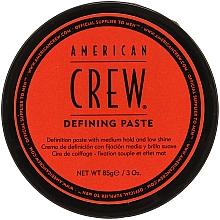 Parfumuri și produse cosmetice Pastă modelatoare - American Crew Classic Defining Paste
