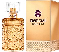 Parfumuri și produse cosmetice Roberto Cavalli Florence Amber - Apă de parfum