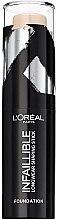 Parfumuri și produse cosmetice Stick counturing pentru față - L'Oreal Paris Infaillible Longwear Shaping Stick