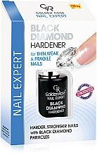 Parfumuri și produse cosmetice Lac pentru întărirea unghiilor - Golden Rose Nail Expert Black Diamond Hardener