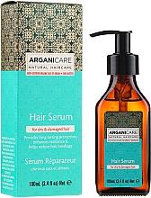 Parfumuri și produse cosmetice Ser pentru păr - Arganicare Shea Butter Hair Serum