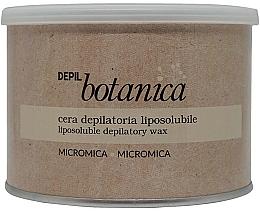 Parfumuri și produse cosmetice Ceara depilatoare, în borcan - Trico Botanica Depil Botanica Micromica
