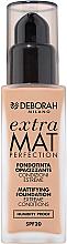 Parfumuri și produse cosmetice Fond de ten - Deborah Extra Mat Perfection SPF20