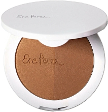 Parfumuri și produse cosmetice Blush-bronzer pentru față - Ere Perez Rice Powder Blush & Bronzer