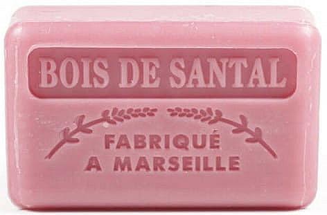 """Săpun de Marsilia """"Lemn de santal"""" - Foufour Savonnette Marseillaise — Imagine N1"""