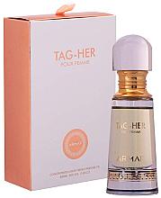 Parfumuri și produse cosmetice Armaf Tag Her Non Alcoholic Perfume Oil - Ulei parfumat