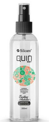 Spray de corp Exciting Australia - Silcare Quin Fragrance Mist